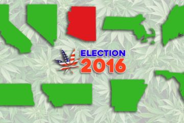 Election 2016: Cannabis Legalization Results